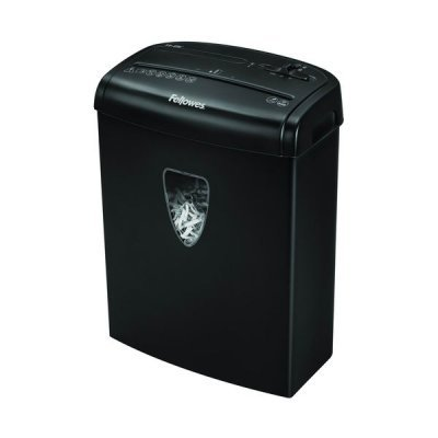 Шредер Fellowes PowerShred H-8C (FS-4684001) (FS-4684001) fellowes powershred m 8c black шредер