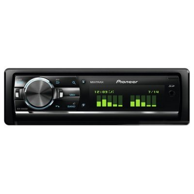Автомагнитола Pioneer DEH-X9600BT (DEH-X9600BT) автомагнитола kenwood kdc 300uv usb mp3 cd fm rds 1din 4х50вт черный
