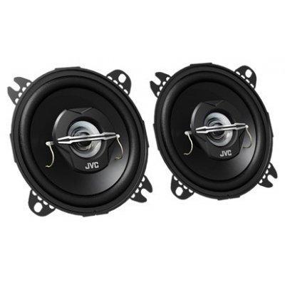Колонки автомобильные JVC CS-J420X (CS-J420X)Колонки автомобильные JVC<br>двухполосная коаксиальная АС<br>типоразмер: 10 см (4 дюйм.)<br>номинальная мощность 21 Вт<br>максимальная мощность 210 Вт<br>чувствительность 90 дБ<br>импеданс 4 Ом<br>диапазон частот 45 - 22000 Гц<br>