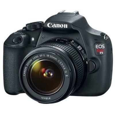 Цифровая фотокамера Canon EOS 1200D Kit (9127B009)Цифровые фотокамеры Canon<br>КМОП-сенсор APS-C (22x14,7 мм) с 18 млн пикселей и процессор обработки изображений DIGIC 4. Используется 9-точечная система автоматической фокусировки.Габариты составляют 130x100x78 мм, вес — 480 г.<br>