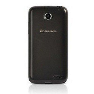 Чехол для смартфона Lenovo Back Cover для IdeaPhone A516 черный (PG39A465TB)