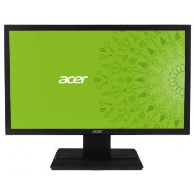 Монитор Acer 22 V226HQLBBD (UM.WV6EE.B01) (UM.WV6EE.B01)Мониторы Acer<br>ЖК-монитор с диагональю 21.5 <br>тип ЖК-матрицы TFT TN<br>разрешение 1920x1080 (16:9)<br>светодиодная (LED) подсветка<br>подключение:  VGA, DVI<br>яркость 200 кд/м2<br>время отклика 5 мс<br>
