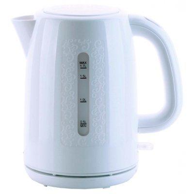 Электрический чайник Smile WK 5123 (WK 5123)Электрические чайники Smile <br>чайник<br>объем 1.7 л<br>мощность 2000 Вт<br>закрытая спираль<br>установка на подставку в любом положении<br>пластиковый корпус<br>индикация включения<br>