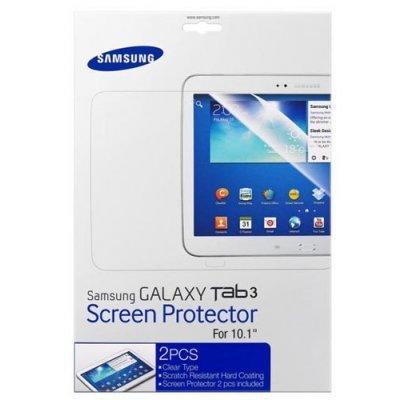 Защитная пленка Samsung ET-FP520CTEGRU для GALAXY Tab 3 10.1 P5200 3G clear, 2 шт (ET-FP520CTEGRU)Пленки защитная для планшетов Samsung<br>прозрачная, Samsung<br>