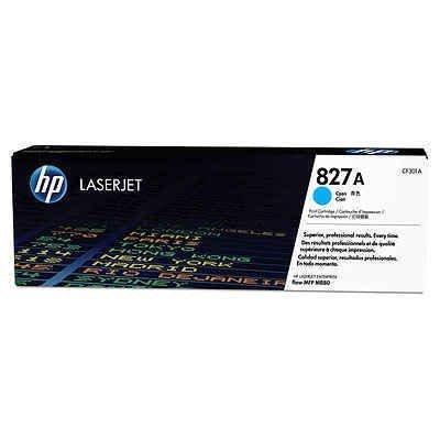 Тонер-картридж для лазерных аппаратов HP 827A для HP CLJ Enterprise MFP M880z желтый (CF302A) (CF302A)Тонер-картриджи для лазерных аппаратов HP<br>HP 827A, для Color LaserJet Enterprise MFP M880z, желтый (32000 стр.)<br>