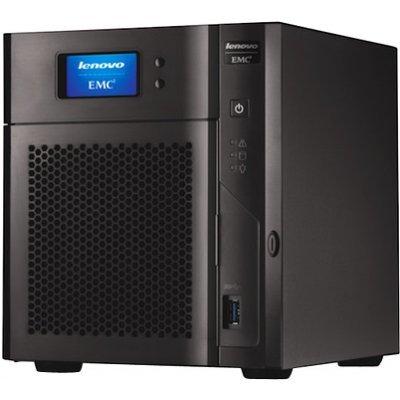 Сетевой накопитель NAS Lenovo EMC px4-400d Diskless (70CM9000EA) (70CM9000EA)Сетевые накопители NAS Lenovo<br>PX4-400d NAS, 0Tb Diskless, D2701 (2.13GHz, DC), 2Gb RAM, 2xGbE, 1xUSB 3.0, 4xUSB 2.0, 4xSATA, Raid 0/1/5/10, Desktop, McAfee VirusScan, Acronis BackUp<br>