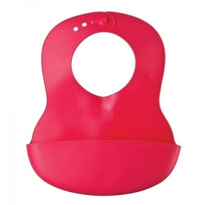 Нагрудник Happy Baby Soft Children`s Bib мягкий красный (SOFT CHILDREN`S BIB 16000 red)Нагрудники Happy Baby<br>пластиковый<br>