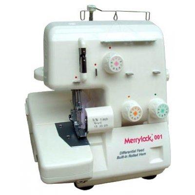 Оверлок Merrylock 001 (Merrylock 001) оверлок merrylock 001