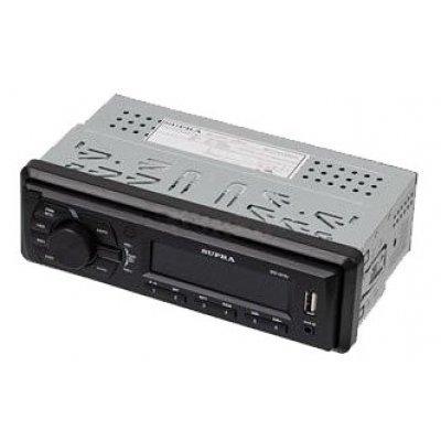 Автомагнитола Supra SFD-1015U (SFD-1015U)Автомагнитолы Supra<br>автомагнитола 1 DIN<br>макс. мощность 4 x 40 Вт<br>воспроизведение с USB-накопителя<br>аудиовход на передней панели<br>радиоприемник <br>поддержка карт памяти SD<br>