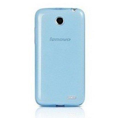 Чехол для смартфона Lenovo Back Cover для IdeaPhone A516 синий (PG39A465TE)