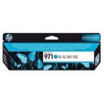 Картридж для струйных аппаратов HP CN622AE голубой (CN622AE) картридж струйный hp 971 cn624ae желтый для officejet pro x476dw x576dw x451dw x551dw 2500стр