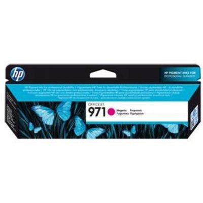 Картридж для струйных аппаратов HP CN623AE пурпурный (CN623AE) картридж струйный hp 971 cn624ae желтый для officejet pro x476dw x576dw x451dw x551dw 2500стр