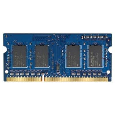 Модуль оперативной памяти ноутбука HP H6Y75AA (H6Y75AA#AC3)Модули оперативной памяти ноутбука HP<br>SODIMM-DDR3 4GB (1600Mhz) 1.35V Не совместимы (spectre XT/Folio 13)<br>