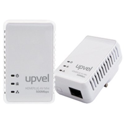 Powerline адаптер UPVEL UA-251PK (UA-251PK) конструктор лего электромеханический