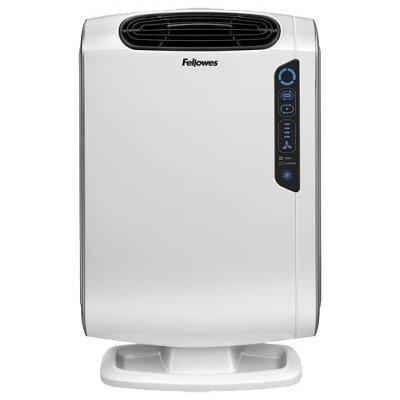 Воздухоочиститель Fellowes Aeramax DX55 (FS-9393501)Увлажнитель и очиститель воздуха Fellowes<br>Воздухоочиститель Fellowes AeraMax DX55 предназначен для эффективной очистки воздуха в помещении площадью до 18м2.<br>