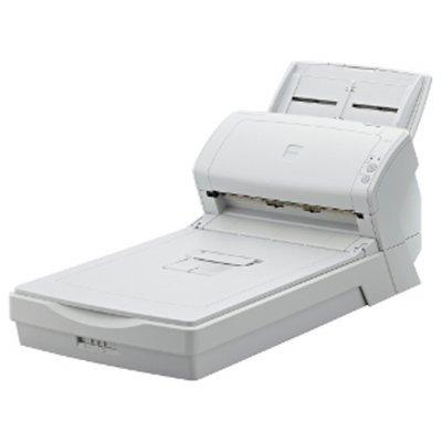 Сканер Fujitsu ScanPartner SP30F (PA03684-B501)Сканеры Fujitsu<br>Дуплексный протяжный документный сканер формата A4 с планшетом, скорость 30 стр./мин  или 60 изображений/мин, разрешение 600 dpi, автоподатчик на 50 листов, интерфейс USB 2.0/1.1, ПО PaperStream IP (TWAIN/ISIS), Presto! PageManager, ABBYY FineReader Sprint.<br>