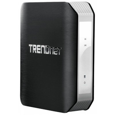 Wi-Fi точка доступаTRENDNET TEW-815DAP (TEW-815DAP)Wi-Fi точки доступа TRENDnet<br>750 dual band wireless ac точка доступа<br>