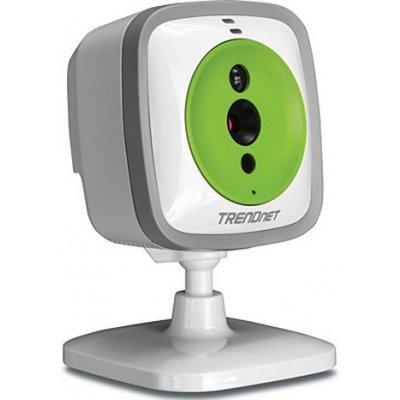 IP-камераTRENDnet TV-IP743SIC (TV-IP743SIC)Камеры видеонаблюдения TRENDnet<br>камера няня с ночным/дневным видением (до 5 метров);<br>