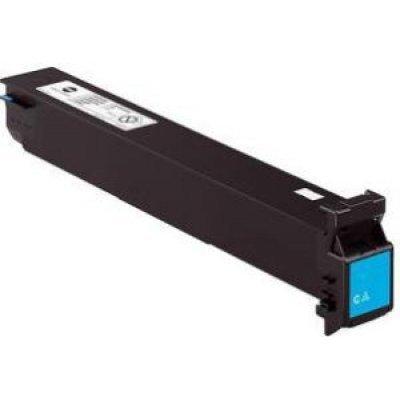 Тонер-картридж для лазерных аппаратов Konica Minolta TN-512C голубой (A33K452) (A33K452)Тонер-картриджи для лазерных аппаратов Konica Minolta<br>Тонер Konica Minolta bizhub C454/C554 TN512C<br>