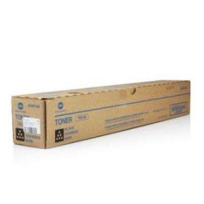 Тонер-картридж для лазерных аппаратов Konica Minolta TN-512K черный (A33K152) (A33K152)Тонер-картриджи для лазерных аппаратов Konica Minolta<br>Konica Minolta bizhub C454/C554 TN512K, black (27,5K)<br>