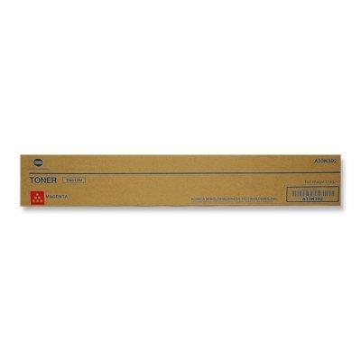 Тонер-картридж для лазерных аппаратов Konica Minolta TN-512M пурпурный (A33K352) (A33K352) dr512 dr 512 dr 512 drum cartridge for konica minolta bizhub c364 c284 c224 c454 c554 image unit with chip and opc