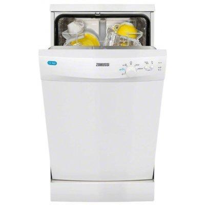Посудомоечная машина ZanussiZDS 91200 WA (ZDS91200WA) посудомоечная машина zanussi zds105