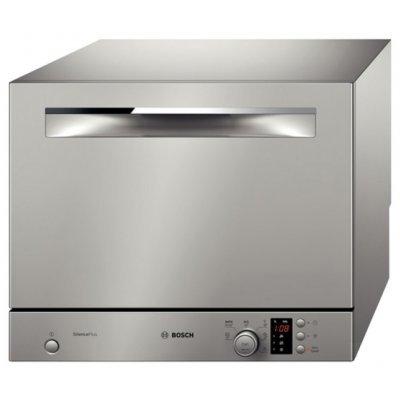 Посудомоечная машина Bosch SKS 62E88 (SKS62E88RU)Посудомоечные машины Bosch<br>компактная настольная<br>отдельно стоящая<br>сушка путем испарения горячих капель<br>экономичный расход воды<br>минимальный расход электричества<br>дисплей<br>тихая работа<br>