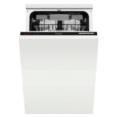Посудомоечная машина HansaZIM 428 EH (ZIM428EH)Посудомоечные машины Hansa<br>узкая напольная<br>встраиваемая полностью<br>сушка путем испарения горячих капель<br>экономичный расход воды<br>минимальный расход электричества<br>защита от детей<br>дисплей<br>