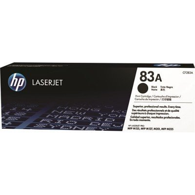 Тонер-картридж для лазерных аппаратов HP (CF283A) для HP LJ M125/M127 (CF283A)Тонер-картриджи для лазерных аппаратов HP<br>Картридж HP для LaserJet Pro MFP<br>