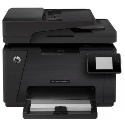 Цветной лазерный принтер HP Color LaserJet Pro M177fw (CZ165A) (CZ165A), арт: 181212 -  Монохромные лазерные МФУ HP