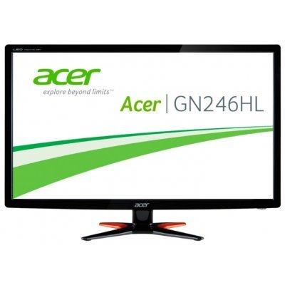 Монитор Acer 24 GN246HLBbid (UM.FG6EE.B07) (UM.FG6EE.B06) монитор жк 24 дюйма
