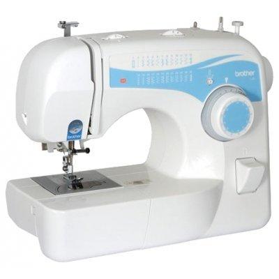 Швейная машина Brother L-30 (L-30)Швейные машины Brother<br>электромеханическая швейная машина<br>плавная работа без вибрации<br>25 швейных операций<br>автоматическая обработка петли<br>рукавная платформа<br>