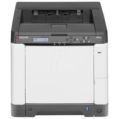 Цветной лазерный принтер Kyocera ECOSYS P6021cdn (1102PS3NL0) (1102PS3NL0)Цветные лазерные принтеры Kyocera<br>A4 Duplex Net 21 стр 512Мб USB USB-хост слот для SD, AirPrint<br>