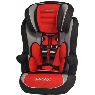 Детское автокресло NaniaI-Max SP Luxe agora carmin (923129)