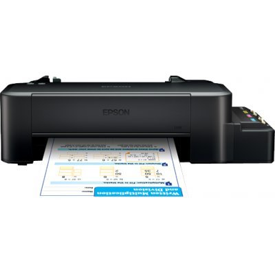 Струйный принтер Epson L120 (C11CD76302) (C11CD76302) принтер epson l312 c11ce57403