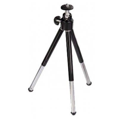 Штатив для фотоаппарата Hama Mini Ball L (04064) черный-серебристый (00004064)