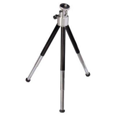 Штатив для фотоаппарата Hama Mini Ball XL (04065) черный-серебристый (0.0004065)