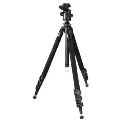 Штатив для фотоаппарата Hama Omega Carbon II (04292) (00004292)Штативы для фотоаппаратов Hama<br>тренож. Omega Carbon II 3D голов. 68.5-174 см до 4 кг 2.5 кг ватерпас компас<br>