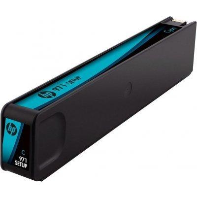 Картридж для струйных аппаратов HP №971XL (CN626AE) голубой (CN626AE)Картриджи для струйных аппаратов HP<br>для Officejet Pro X476dw/X576dw/X451dw/X551dw (6600стр.)<br>