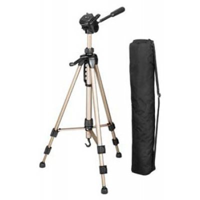 Штатив для фотоаппарата Hama Star-61 (04161) (4161)Штативы для фотоаппаратов Hama<br>тренож. Star 61 3D голов. с быстросъем. площад. 60-153 см до 3 кг 1220г<br>