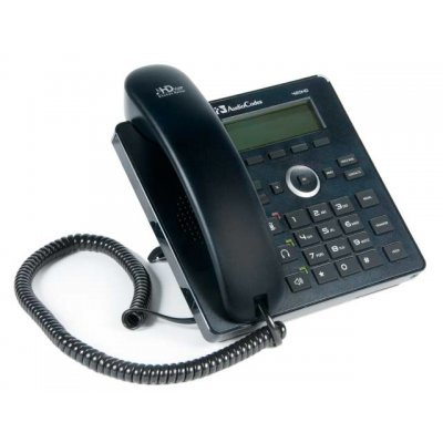 VoIP-телефон AudioCodes IP420HDEPS (IP420HDEPS) practical voip security