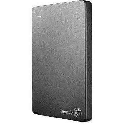 Внешний жесткий диск Seagate Backup Plus Portable серебристый (STDR2000201) (STDR2000201), арт: 182303 -  Внешние жесткие диски Seagate