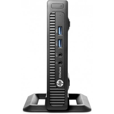 Настольный ПК HP EliteDesk 800 G1 Mini (F6X31EA) (F6X31EA)Настольные ПК HP<br>Core i5-4590T 4GB DDR3 500GB SATA HDD, keyboard,mouse,GigLAN, Win8 Pro 64 downgrade to Win7 Pro 64,MSOf 2013 trial<br>