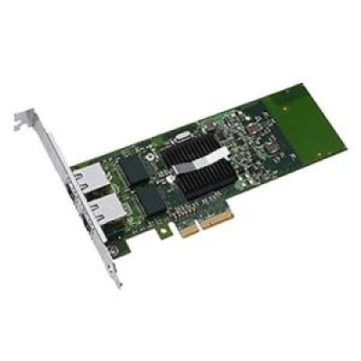 Сетевая карта Intel Ethernet I350 Dual Port 1Gb Network Card - Kit (540-11144) сетевая карта dell x540 dp 10gb bt i350 dp 1gb 540 11137 1