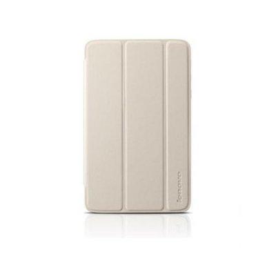цена на Чехол Lenovo A8-50l Folio Case and Film (White-WW) (888016507) (888016507)