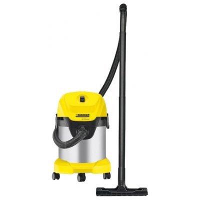Пылесос Karcher MV3 premium желтый (1.629-840.0)Пылесосы Karcher<br>сухая уборка<br>с мешком для сбора пыли<br>с циклонным фильтром<br>работа от сети<br>потребляемая мощность 1400 Вт<br>вес 5.8 кг<br>