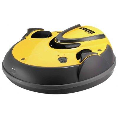 Пылесос Karcher RC 3000 желтый (1.269-101.0)Пылесосы Karcher<br>пылесос-робот<br>сухая уборка<br>с циклонным фильтром<br>без мешка для сбора пыли<br>автономное питание<br>потребляемая мощность 600 Вт<br>вес 2 кг<br>