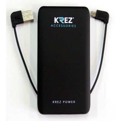 Внешний аккумулятор KREZ Power LP5001B, черный (LP500133AB)