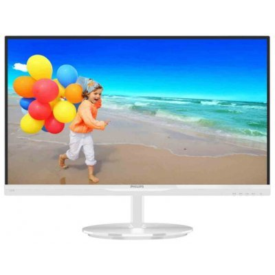 Монитор Philips 224E5QSW белый (224E5QSW (00/01)) мультиварка philips hd4731 03 white