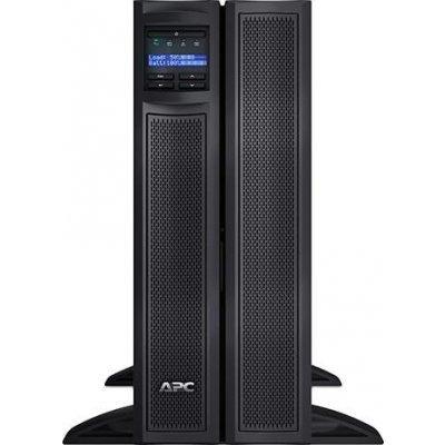Источник бесперебойного питания APC SSmart-UPS X 3000VA Rack/Tower LCD 200-240V with Network Card (SMX3000HVNC)